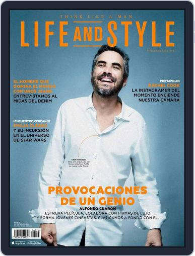 Life & Style México May 1st, 2018 Digital Back Issue Cover