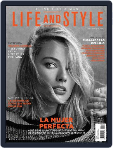 Life & Style México March 1st, 2018 Digital Back Issue Cover