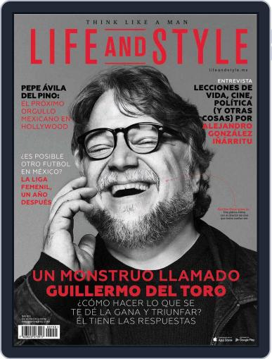 Life & Style México February 1st, 2018 Digital Back Issue Cover