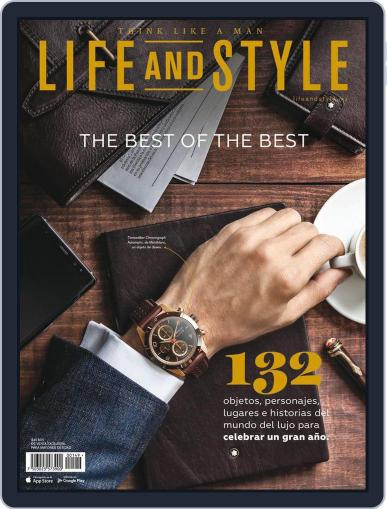 Life & Style México December 1st, 2017 Digital Back Issue Cover