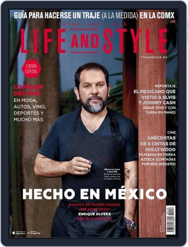 Life & Style México November 1st, 2017 Digital Back Issue Cover