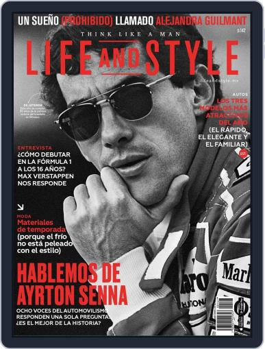 Life & Style México October 1st, 2017 Digital Back Issue Cover
