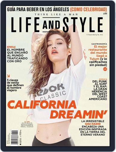 Life & Style México July 1st, 2017 Digital Back Issue Cover