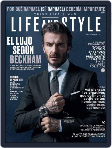 Life & Style México June 1st, 2017 Digital Back Issue Cover
