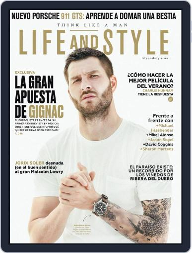 Life & Style México May 1st, 2017 Digital Back Issue Cover