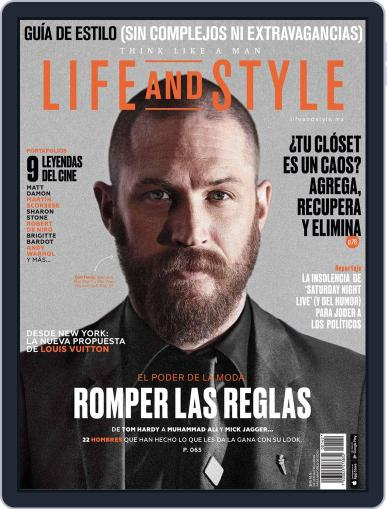Life & Style México April 1st, 2017 Digital Back Issue Cover