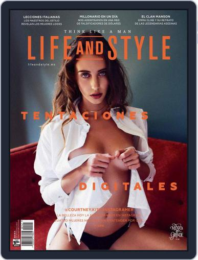 Life & Style México March 1st, 2017 Digital Back Issue Cover