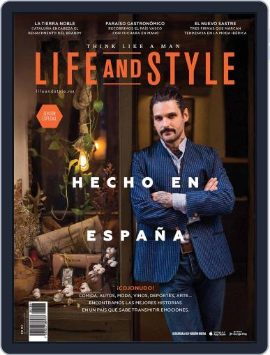 Life & Style México November 1st, 2016 Digital Back Issue Cover