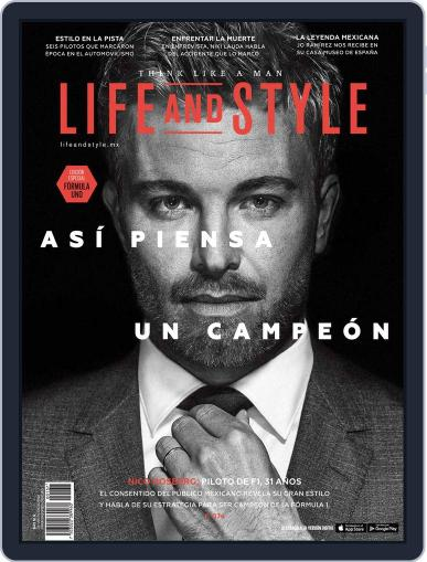 Life & Style México October 1st, 2016 Digital Back Issue Cover