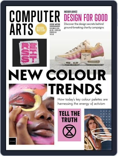 Computer Arts December 1st, 2019 Digital Back Issue Cover