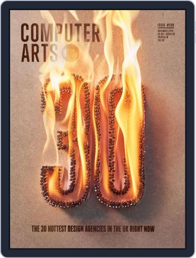 Computer Arts November 1st, 2019 Digital Back Issue Cover