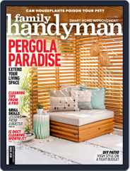 Family Handyman (Digital) Subscription May 1st, 2020 Issue