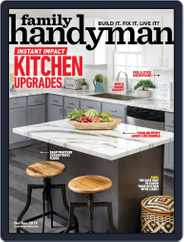Family Handyman (Digital) Subscription October 1st, 2019 Issue