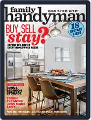 Family Handyman (Digital) Subscription June 1st, 2019 Issue