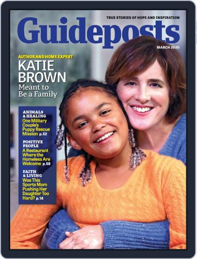 Guideposts (Digital) March 1st, 2020 Issue Cover