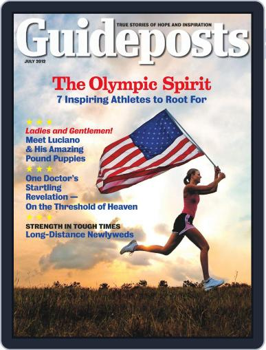 Guideposts June 27th, 2012 Digital Back Issue Cover