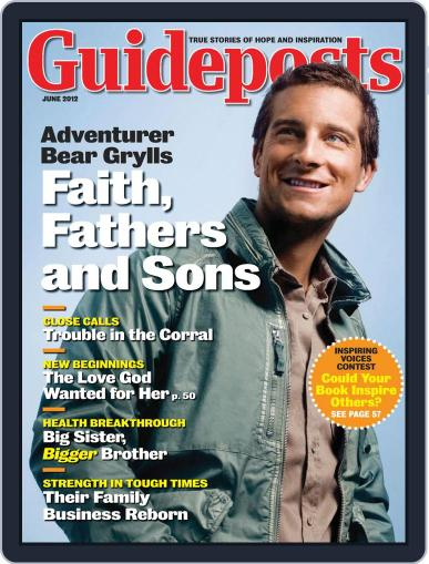 Guideposts May 26th, 2012 Digital Back Issue Cover