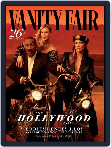 Vanity Fair (Digital) January 22nd, 2020 Issue Cover