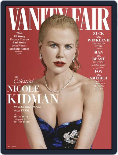 Vanity Fair (Digital) May 1st, 2019 Issue Cover
