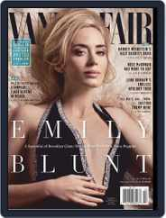 Vanity Fair (Digital) Subscription February 1st, 2018 Issue