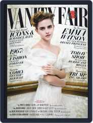 Vanity Fair (Digital) Subscription March 1st, 2017 Issue