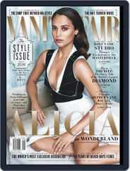 Vanity Fair (Digital) Subscription August 5th, 2016 Issue