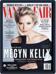 Vanity Fair (Digital) Subscription February 1st, 2016 Issue