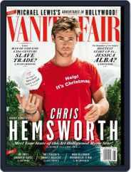 Vanity Fair (Digital) Subscription December 1st, 2015 Issue