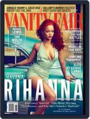 Vanity Fair (Digital) Subscription November 1st, 2015 Issue