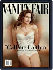 Vanity Fair (Digital) Subscription July 1st, 2015 Issue