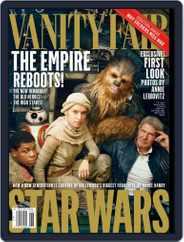 Vanity Fair (Digital) Subscription June 1st, 2015 Issue