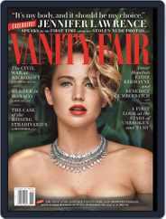 Vanity Fair (Digital) Subscription November 1st, 2014 Issue