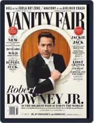 Vanity Fair (Digital) Subscription October 4th, 2014 Issue