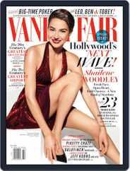 Vanity Fair (Digital) Subscription July 1st, 2014 Issue