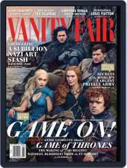 Vanity Fair (Digital) Subscription April 1st, 2014 Issue
