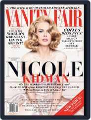 Vanity Fair (Digital) Subscription December 1st, 2013 Issue