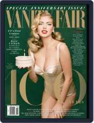 Vanity Fair (Digital) Subscription October 1st, 2013 Issue
