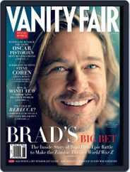 Vanity Fair (Digital) Subscription May 19th, 2013 Issue