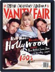 Vanity Fair (Digital) Subscription February 19th, 2013 Issue