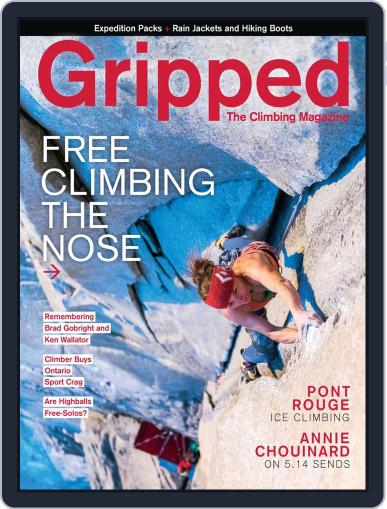 Gripped: The Climbing (Digital) February 1st, 2020 Issue Cover