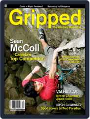 Gripped: The Climbing (Digital) Subscription August 1st, 2008 Issue