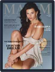 Maxim (Digital) Subscription March 1st, 2019 Issue