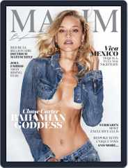 Maxim (Digital) Subscription November 1st, 2018 Issue