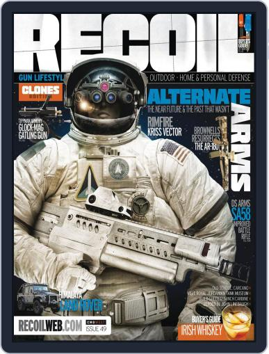 Recoil (Digital) July 1st, 2020 Issue Cover