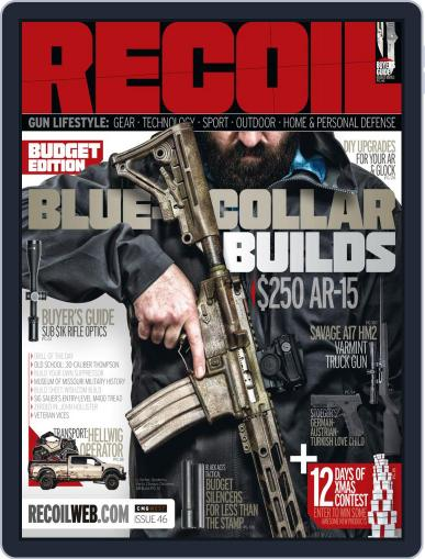 Recoil (Digital) January 1st, 2020 Issue Cover