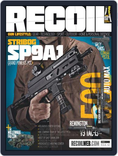 Recoil (Digital) May 1st, 2019 Issue Cover