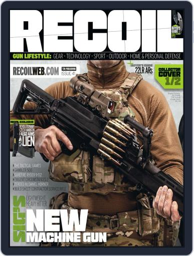Recoil (Digital) March 1st, 2019 Issue Cover