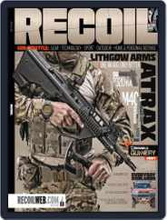 Recoil (Digital) Subscription January 1st, 2017 Issue