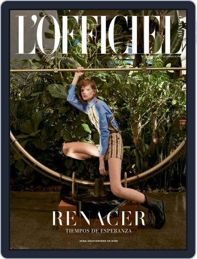 L'Officiel Mexico (Digital) May 1st, 2020 Issue Cover