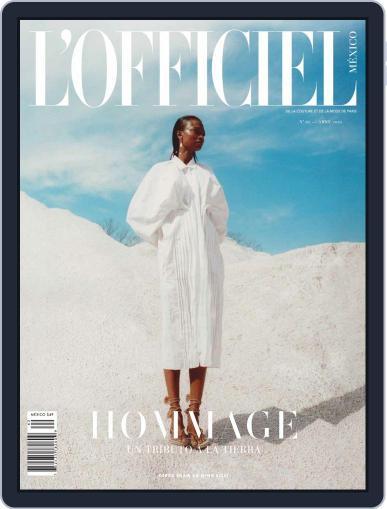 L'Officiel Mexico (Digital) April 1st, 2020 Issue Cover